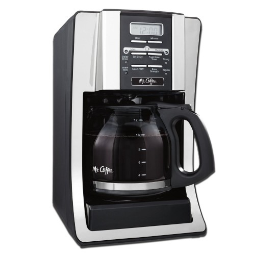 Coffee BVMC-SJX33GT 12-Cup Programmable Coffeemaker