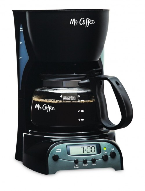 Coffee DRX5 4-Cup Programmable Coffeemaker