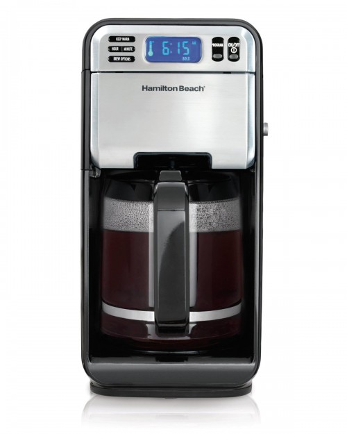 Hamilton Beach 12-Cup Digital Coffee Maker