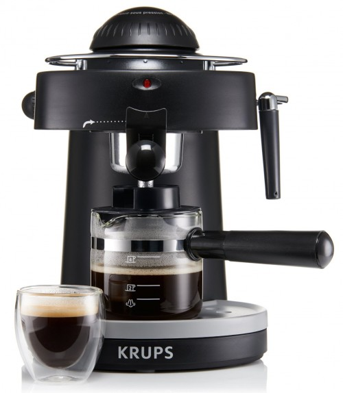 KRUPS XP1000 Steam Espresso Machine