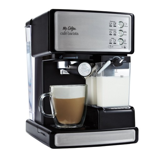 Mr. Coffee Cafe Barista Espresso Maker