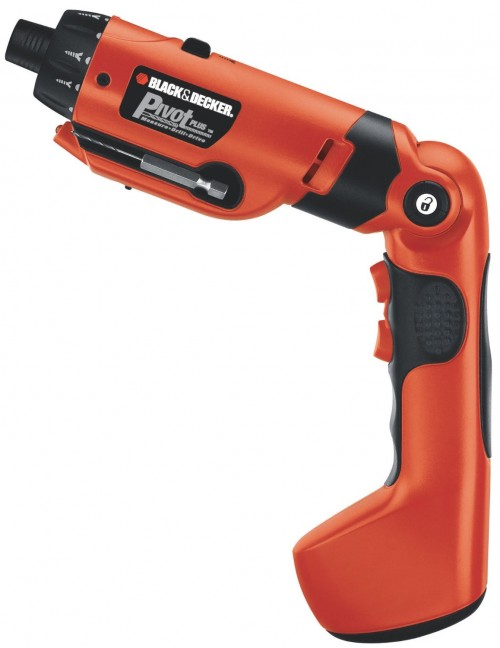 Black & Decker Cordless Screwdriver (PD600)