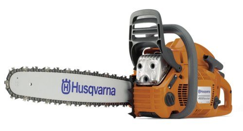 Husqvarna 455 Rancher 20-Inch 55-1 2cc 2-Stroke Gas-Powered Chain Saw