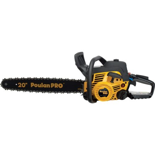Poulan Pro PP5020AV 20-Inch 50cc 2 Stroke Gas Powered Chain Saw