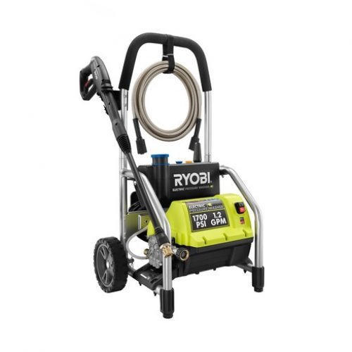 Ryobi Electric Pressure Washer 1700 psi (RY14122)
