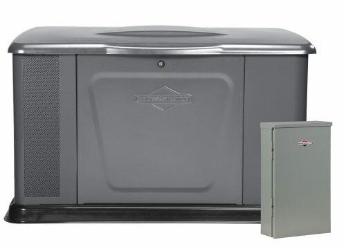Briggs & Stratton 40346 20000-Watt Home Generator