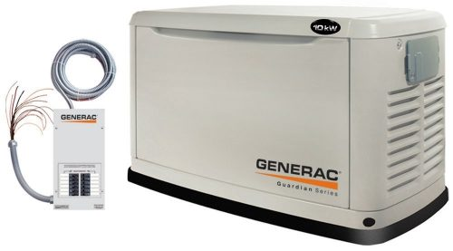 Generac 5871 Guarding Series Power Generator