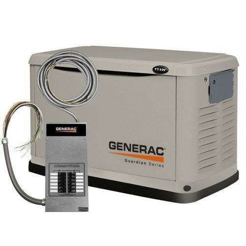 Generac 6437 12 Circuit Compliant Generator