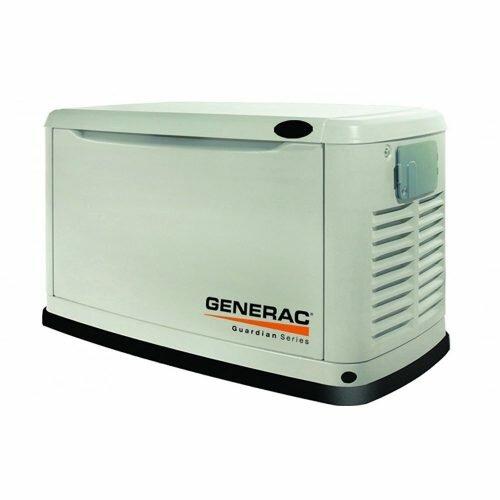 Generac 6438 Standby Generator With 11,00 Watt