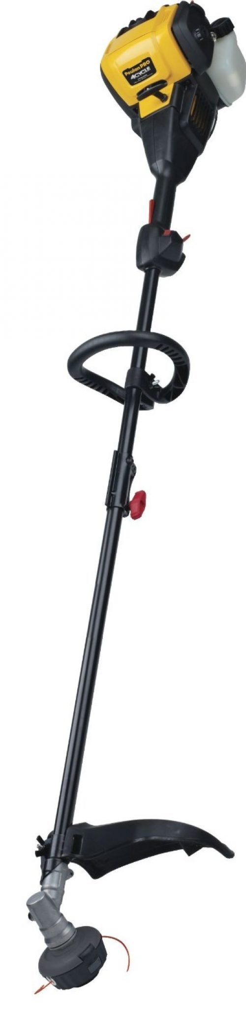 Poulan Pro 966774301 4-Cycle Gas Straight Shaft Trimmer