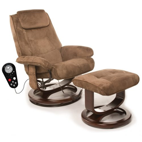 Relaxzen Leisure Recliner Massage Chair 60-078011