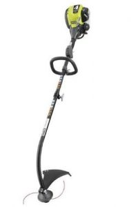 Ryobi ZRRY34420 18-Inch 30cc Curved-Shaft String Trimmer