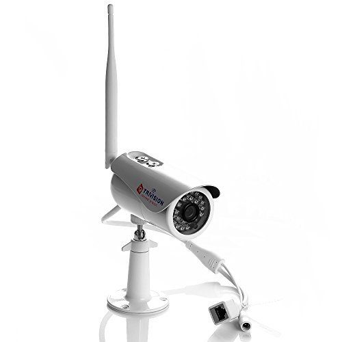 Trivision NC-335PW 3 Megapixel HD Outdoor Home Security Camera System