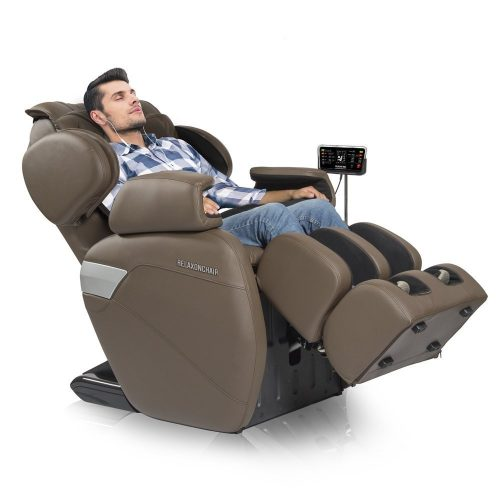 zero gravity shiatsu builtin heating airbag massage chair full massage chair