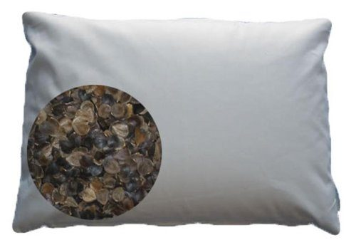 Beans72 Organic Buckwheat Pillow - Japanese Size