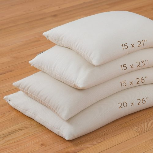 Buckwheat Pillow (Made in USA) - ComfySleep