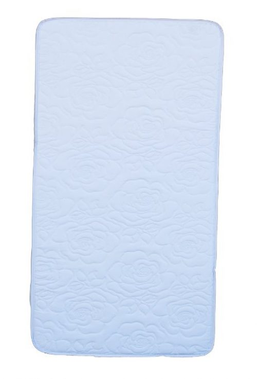 Colgate Bassinet Mattress Foam Pad with Waterproof White Quilted Cover, Rectangular, 18 x 36 x 2