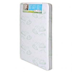 Dream On Me, 3 inner spring Carina Collection Pack N Play Mattress