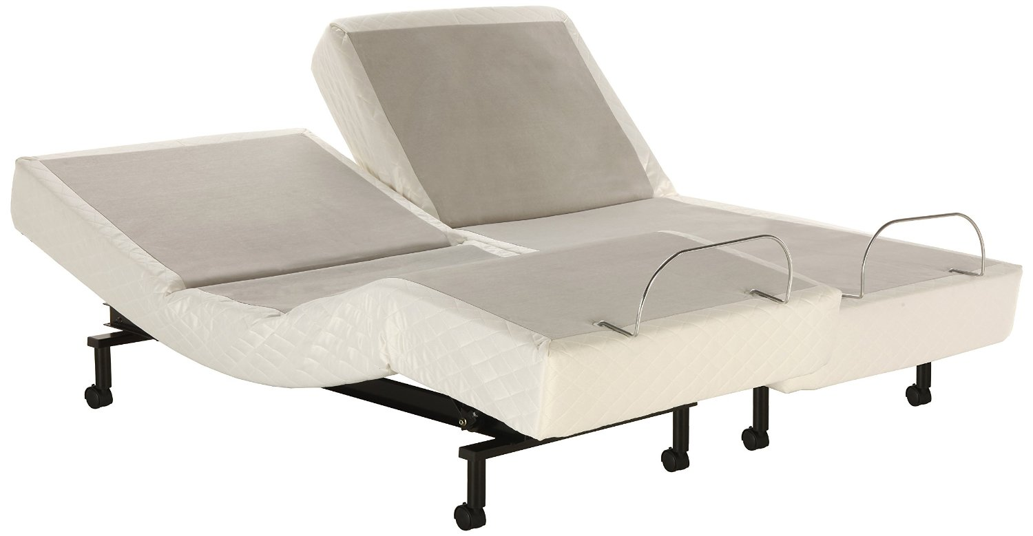 Adjustable Bed Base Full : Adjustable bed base idealbed genesis g