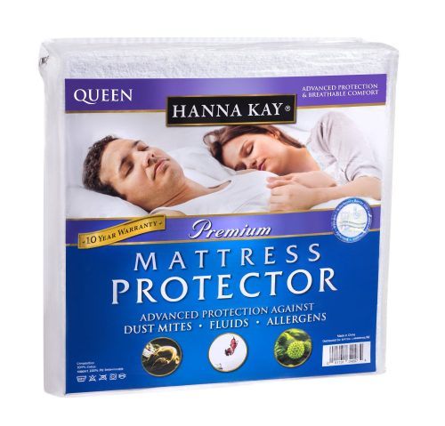 Hanna Kay Premium 100{%} Waterproof Mattress Protector