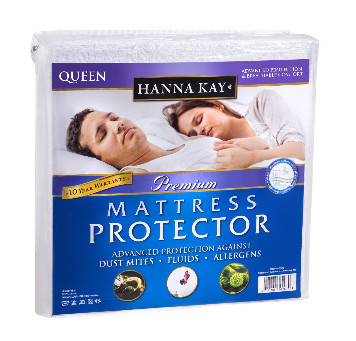 size waterproof of awesome zippered pictures queen deluxe vinyl cover mattress protector inspirational jeseniacoant organic by x