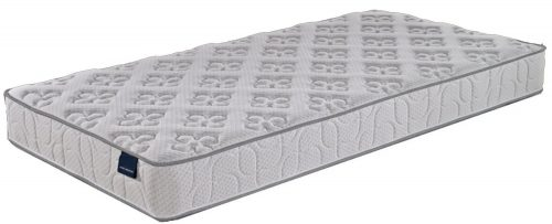 Home Life Harmony Sleep 8 Pocket Spring Luxury Mattress, Twin, White
