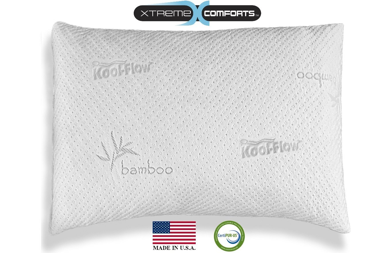 10 Comfy Cooling Pillow Reviews — Sleep Comfortably in 2020