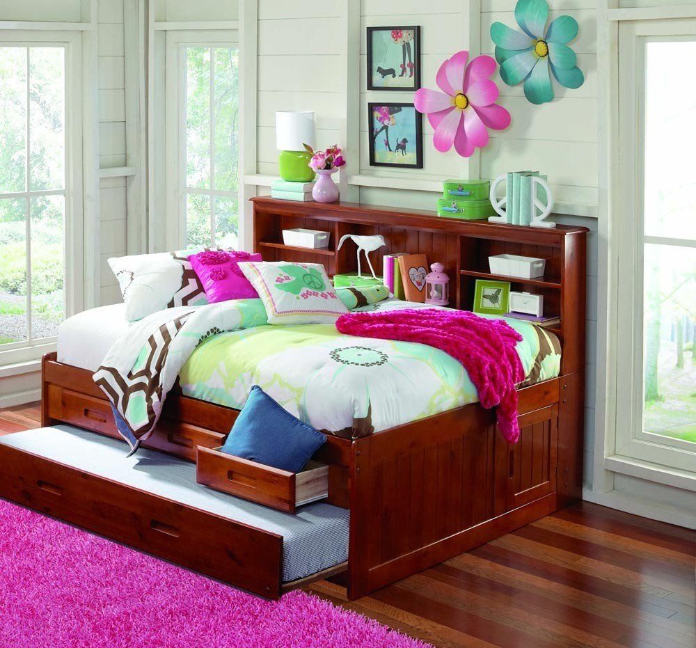 8 Best Full Size Daybed With Trundle Reviews Top Of 2019