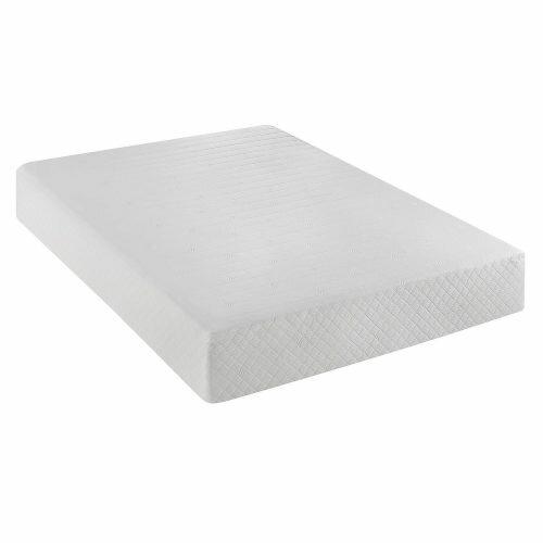 Serta 10-Inch Gel-Memory Foam Mattress With 20-Year Warranty, Queen
