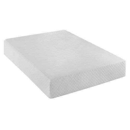 Serta 12-Inch Gel-Memory Foam Mattress With 20-Year Warranty, Queen