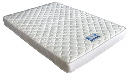 Signature Sleep Essential 6-Inch Coil Mattress with CertiPUR-US Certified Foam, Full, White. Available in Multiple Sizes