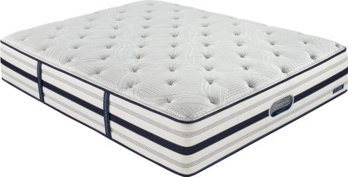 Beautyrest Recharge World Class Manorville Luxury Firm Mattress, King