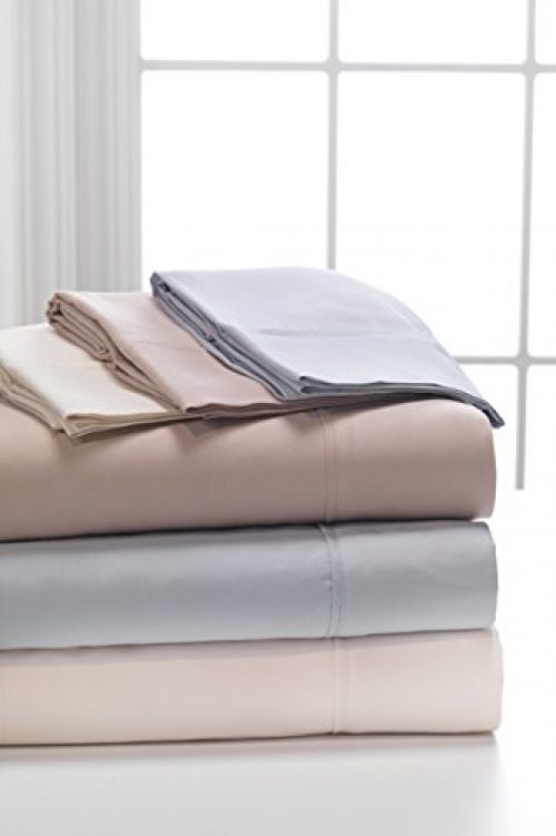 DreamFit Microfiber Sheet Set - Twin XL - Bone