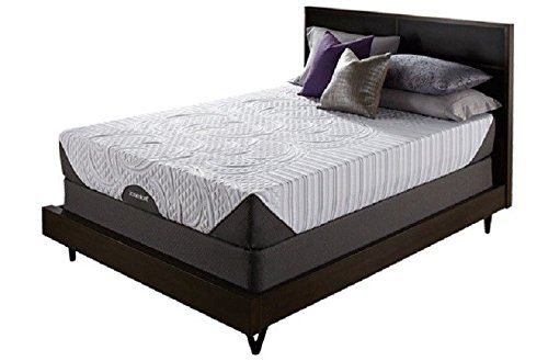 Queen Size iComfort EFX Intellectual Firm Gel Memory Foam Mattress by Serta