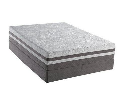 Sealy Posturepedic Optimum Elation Gel Memory Foam Standard King Mattress