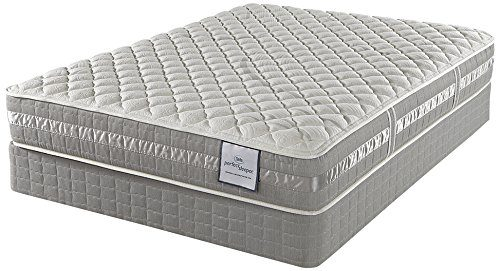 Serta Perfect Sleeper Hollington Plush Mattress, Queen
