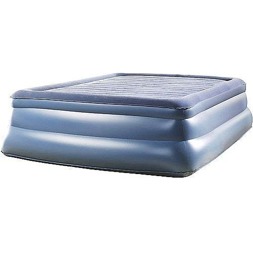 Simmons Beautyrest Skyrise 20-Inch Queen Pillow Top Express Air Bed with Pump