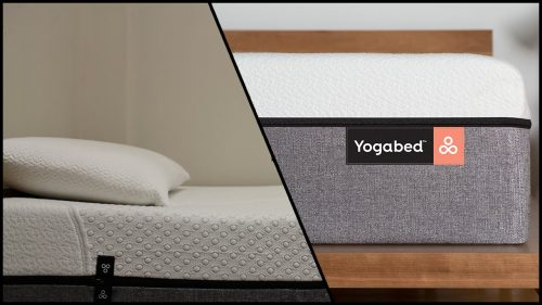 yoga bed