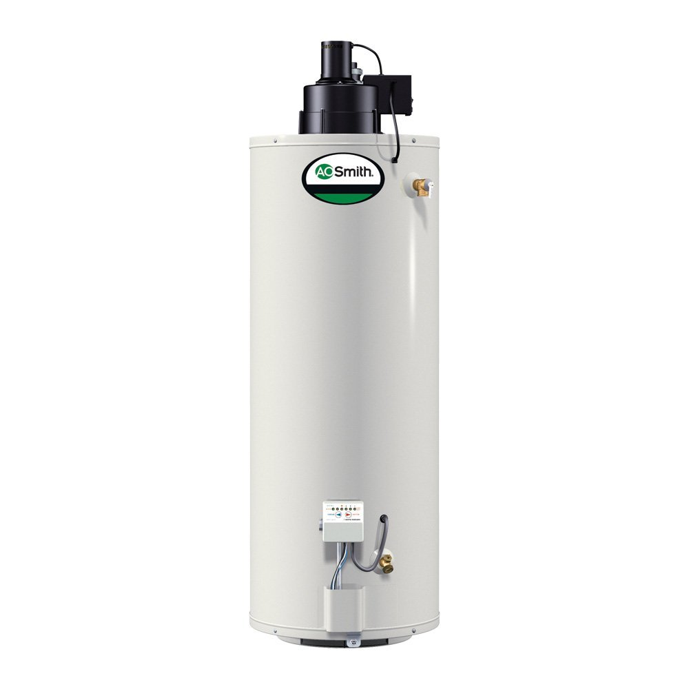 Natural Gas Tank Water Heaters