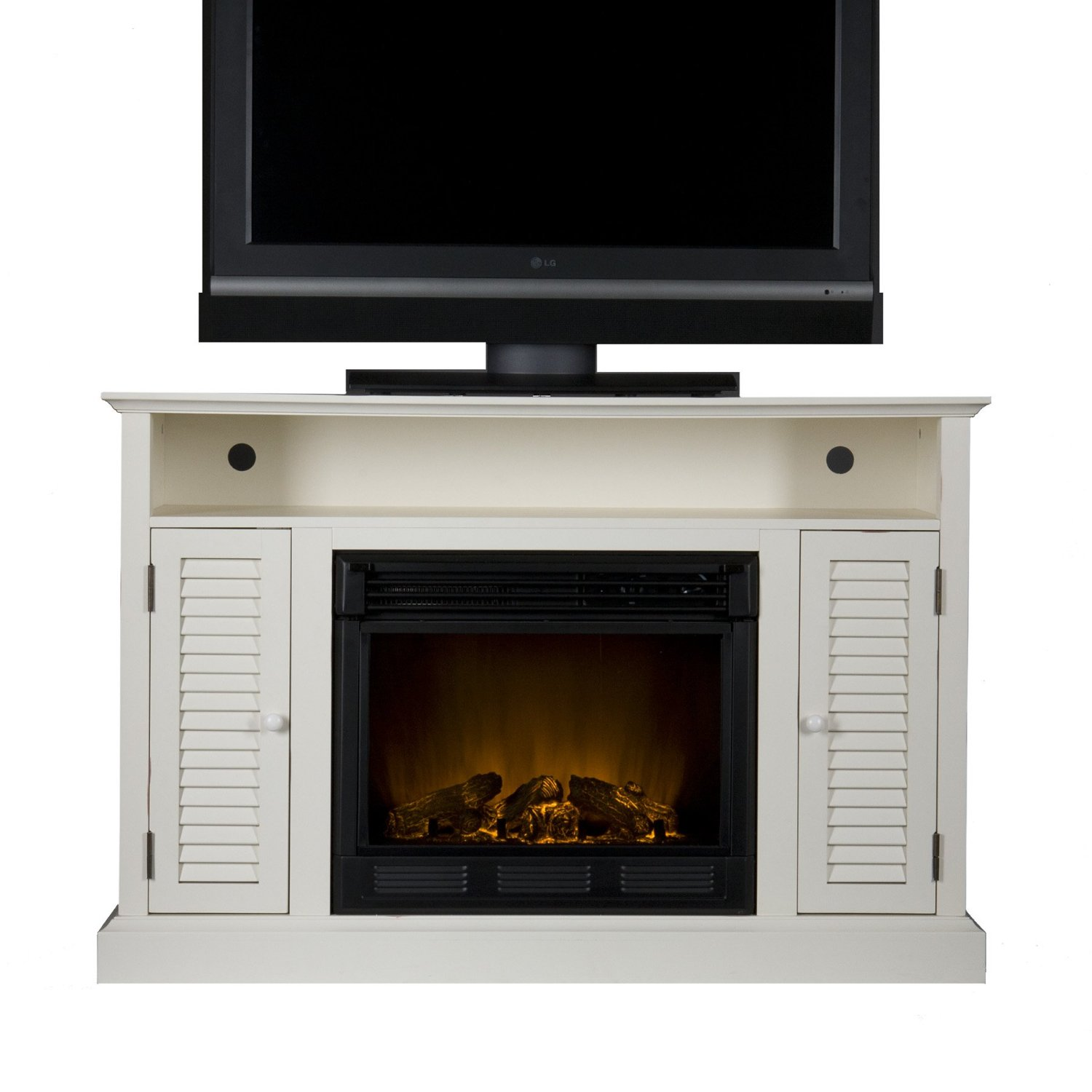 top 10 best electric fireplace tv stand reviews 2017 guide