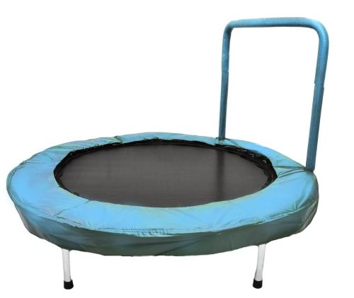 Bazoongi 48 Bouncer Trampoline with Handle Bar