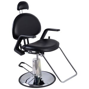 BestSalon® New Black Hydraulic Recline All Purpose Barber Styling Chair Sh&oo  sc 1 st  JonsGuide & Top 10 Barber Chair Reviews - [What Is the Best in 2018?]