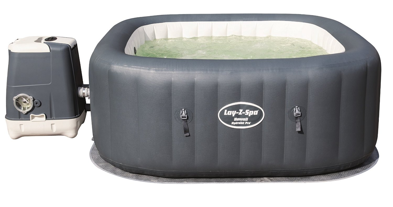 Top 10 Best Inflatable Hot Tub Reviews — Which One to Choose in 2020?