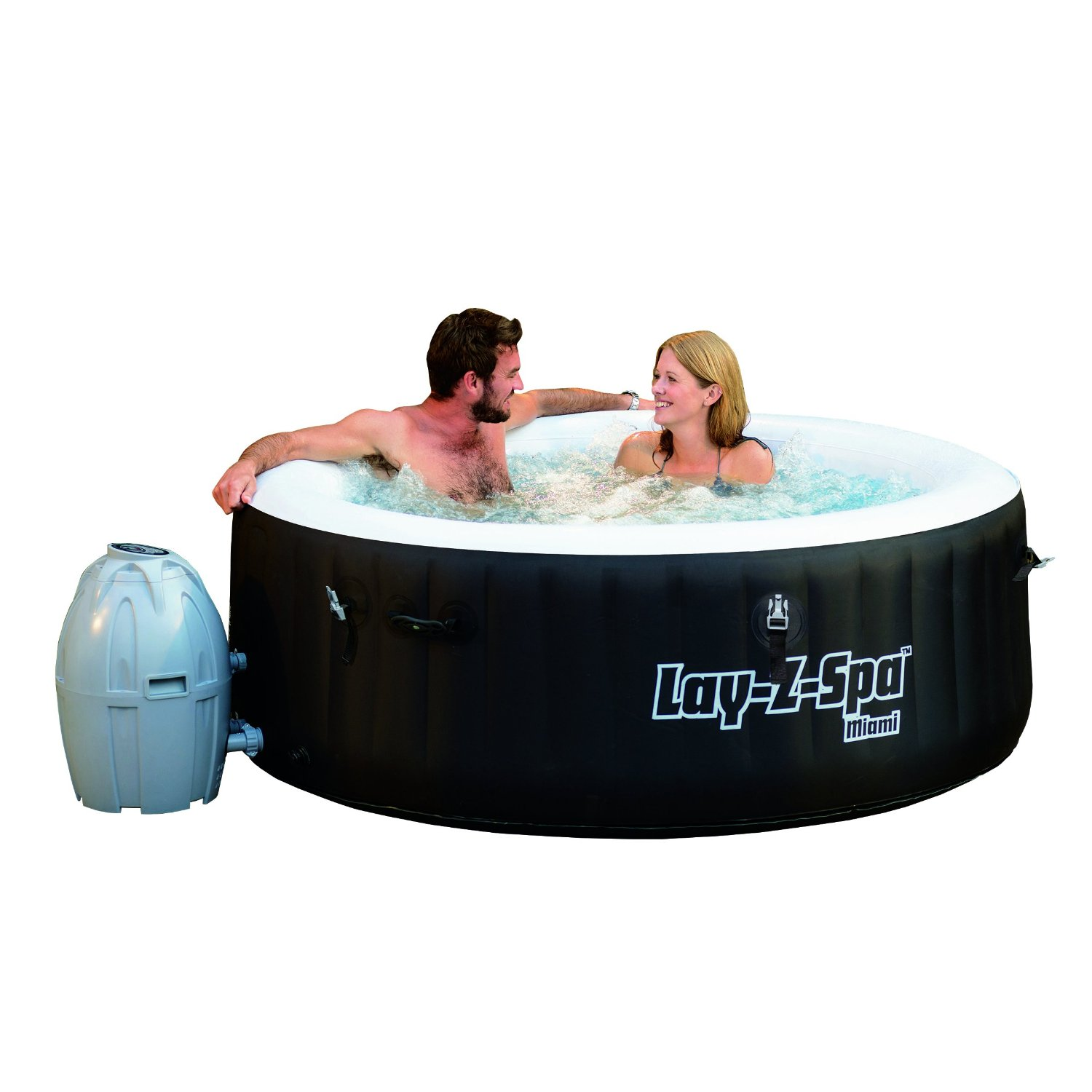 top 10 best inflatable hot tub reviews 2019 choice. Black Bedroom Furniture Sets. Home Design Ideas