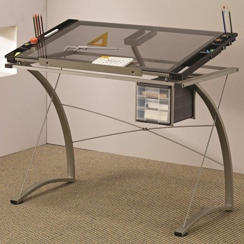 Coaster Desks Artist Drafting Table Desk