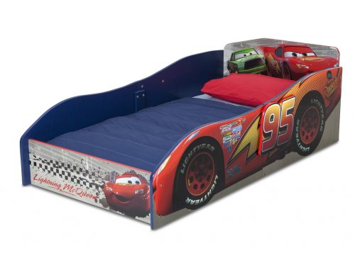 Delta Children Wood Toddler Bed, Disney Pixar Cars