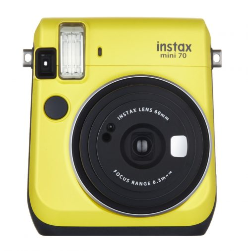 Fujifilm Instax Mini 70 - Instant Film Camera