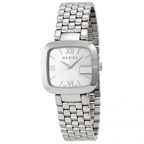 Gucci Women's YA125411 G-Gucci Stainless Steel Watch