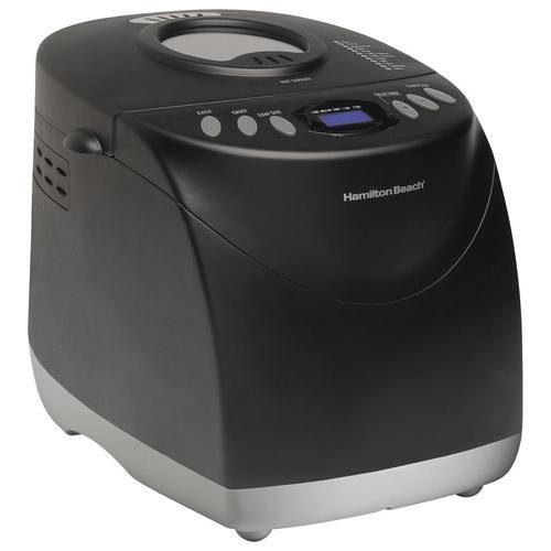 Hamilton Beach HomeBaker 29882 Breadmaker, Black