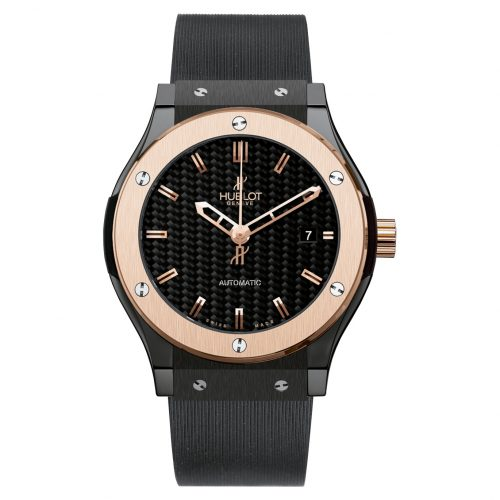 Hublot Classic Fusion Ceramic King Gold Men's Automatic Watch - 511.CO.1780.RX